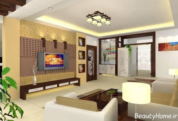 طراحی داخلی برای اتاق پذیرایی