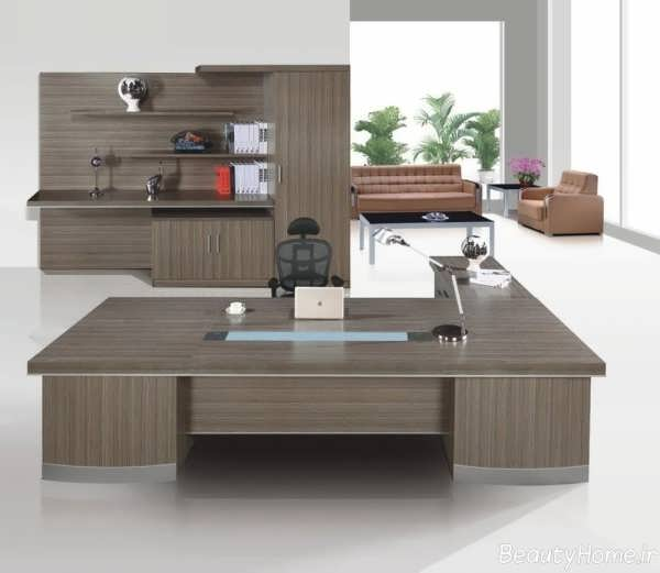 میز مدیریت با طراحی بی نظیر