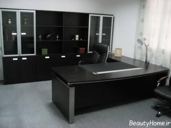 تصاویر انواع میز های مدیریت