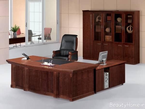 میز مدیریت زیبا و جدید