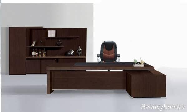 میز های زییا برای مدیریت با طراحی کاربردی
