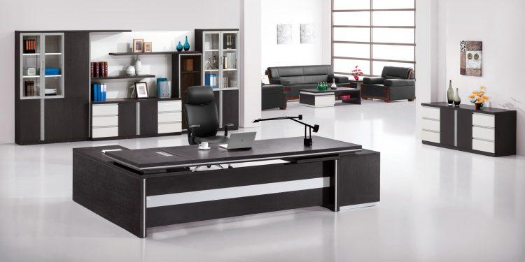میز مدیرت ام دی اف و چوبی با طراحی های مدرن و کلاسیک