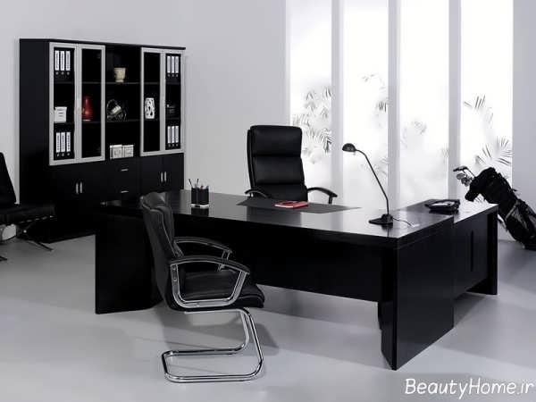 میز مدیریت با طراحی متفاوت و ایده آل