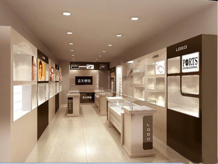 طراحی دکوراسیون فروشگاه موبایل