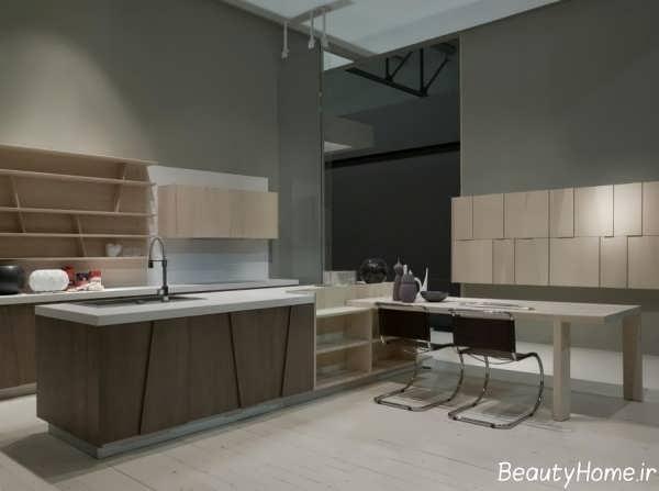 طراحی دکوراسیون برای آشپزخانه