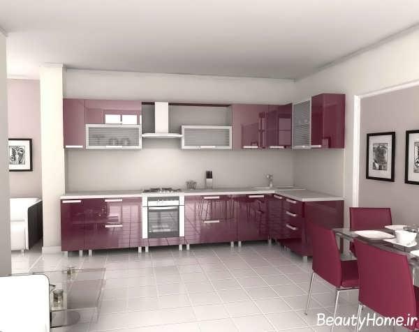 طراحی های زیبا برای دکوراسیون آشپزخانه های اروپایی