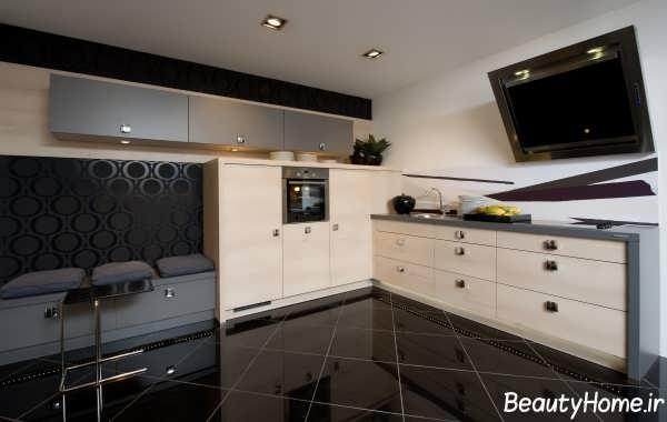 طراحی های مدرن برای آشپزخانه