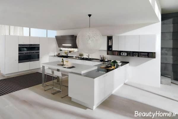 دکوراسیون داخلی برای آشپزخانه های مدرن