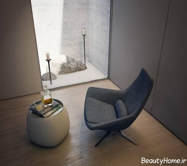 زیباترین نمونه های طراحی داخلی ویلاها