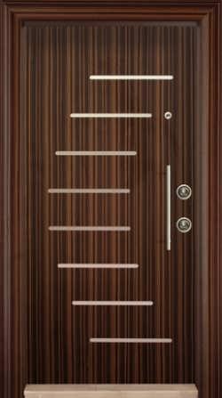 درب های ضد سرقت سری آلپی