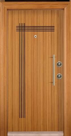 انواع نمونه های درب های ضد سرقت با طراحی های مدرن و زیبا