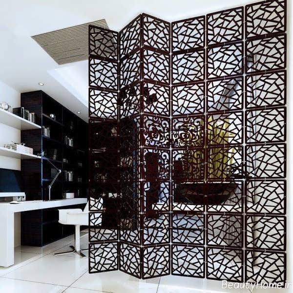 پارتیشن بندی ام دی اف و چوبی با طراحی های بی نظیر و کاربردی
