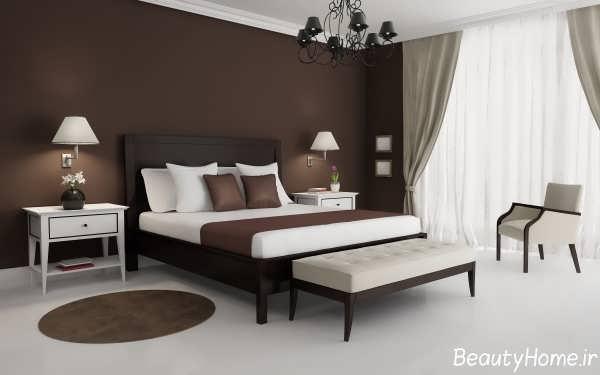 طراحی دکوراسیون داخلی برای اتاق خواب