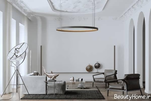 زیباترین و جدیدترین دیزاین ها برای اتاق پذیرایی