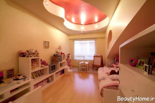 کناف اتاق کودک با طرح های زیبا