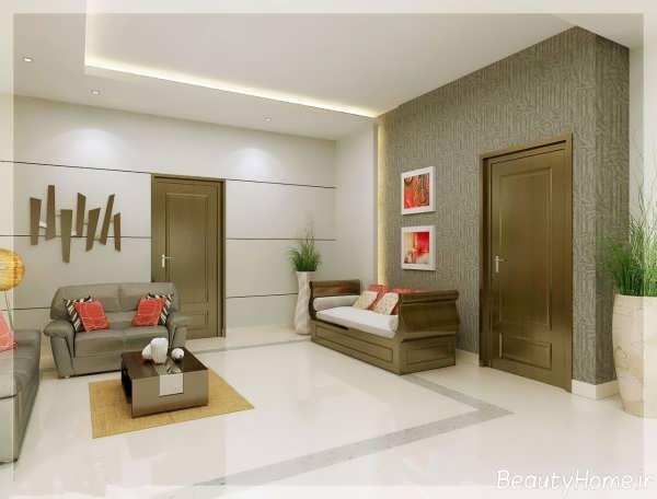 طراحی اتاق نشیمن با ایده های مختلف