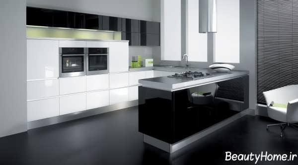 طراحی دکوراسیون داخلی برای آشپزخانه های مدرن و زیبا