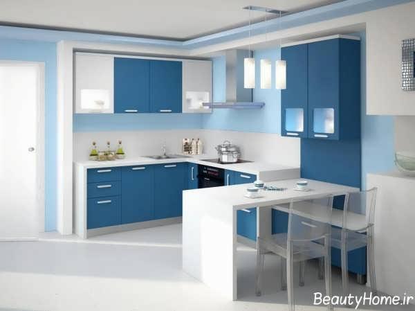 طراحی دکوراسیون آشپزخانه های زیبا