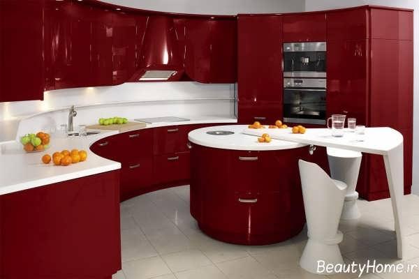 طراحی دکوراسیون داخلی برای آشپزخانه
