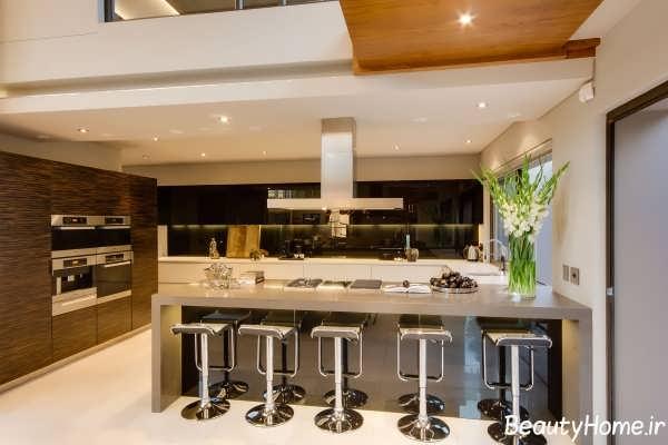 زیباترین چیدمان ها برای آشپزخانه