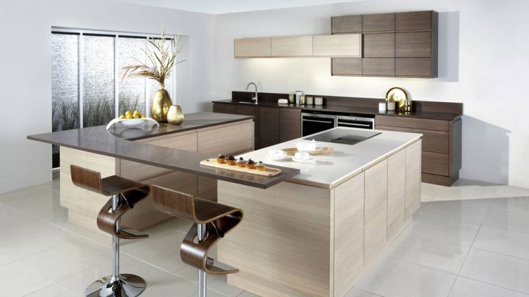 آشپزخانه های مدرن و شیک با دکوراسیون های لوکس