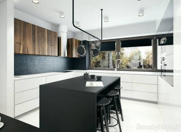 زیباترین طراحی ها برای آشپزخانه های مدرن