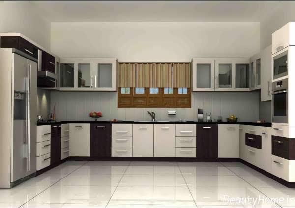 دکوراسیون آشپزخانه های بدون اپن