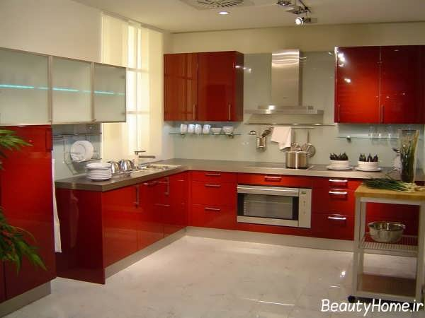 دکوراسیون داخلی برای آشپزخانه های مدرن و بدون اپن