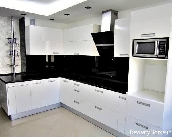 دکوراسیون های زیبا و مدرن برای آشپزخانه