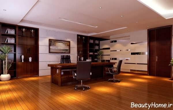 طراحی دکوراسیون داخلی برای اداره های مختلف
