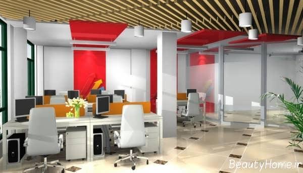طراحی های مدرن برای دکوراسیون اداری