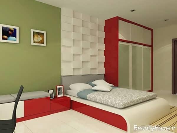 زیباترین دکوراسیون ها در درون اتاق خواب