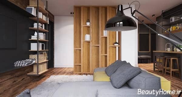 طراحی اتاق خواب برای خانه های کوچک