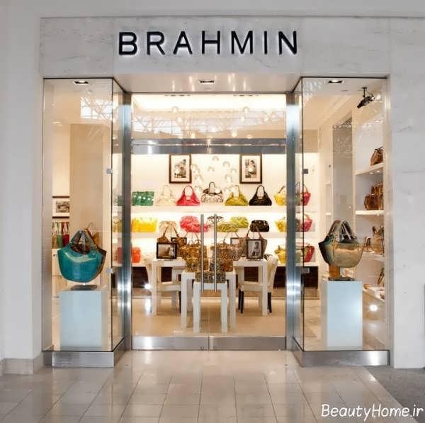 Shop Front Design Retail: نمای مغازه و فروشگاه های مختلف با طرح های جدید