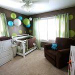 دکوراسیون اتاق نوزاد دخترانه زیبا و فانتزی