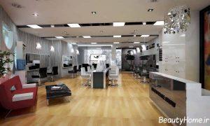 دکوراسیون آرایشگاه زنانه زیبا و شیک