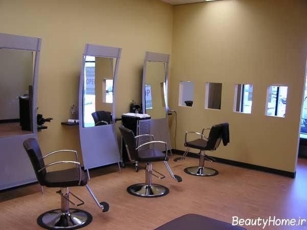 طراحی دکوراسیون آرایشگاه های زنانه