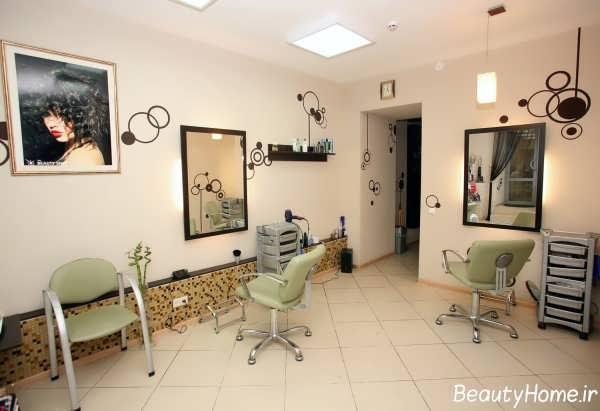 طراحی های مدرن برای آرایشگاه زنانه