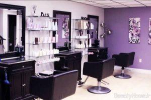 طراحی شیک و کاربردی آرایشگاه زنانه