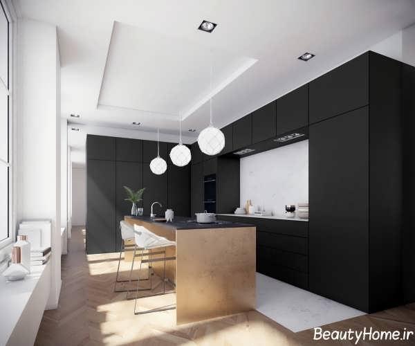 دکوراسیون های شیک برای آشپزخانه های مدرن
