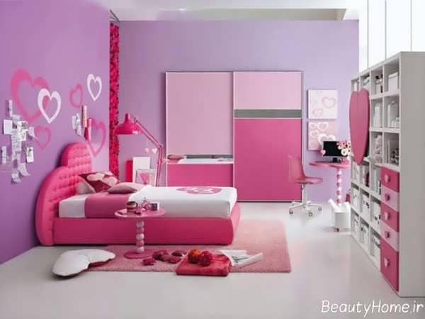 رنگ مناسب برای دیوار اتاق خواب