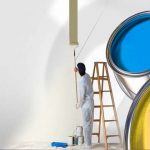 ویژگی انواع نقاشی و رنگ ساختمان