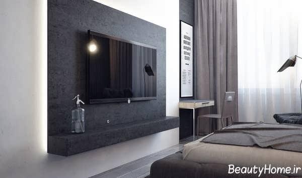 طراحی دکوراسیون شیک و زیبا اتاق خواب