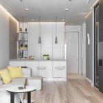 5 طراحی متفاوت برای خانه های کوچک و مدرن