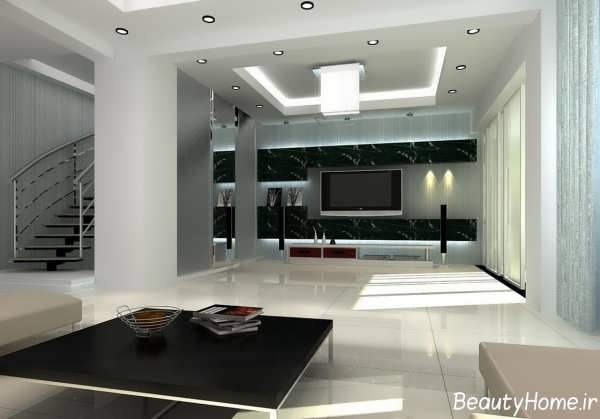 تصاویری معماری ها داخلی خانه دوبلکس
