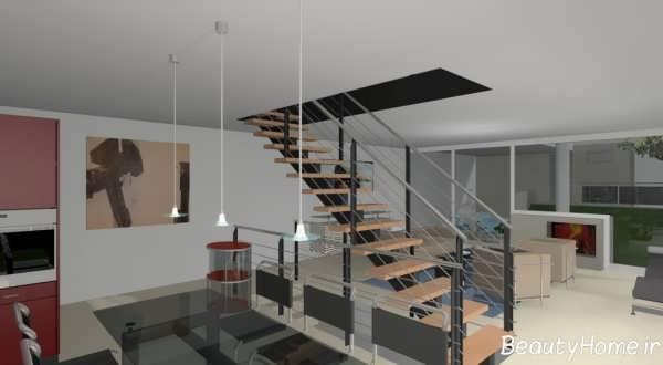 معماری خانه دوبلکس