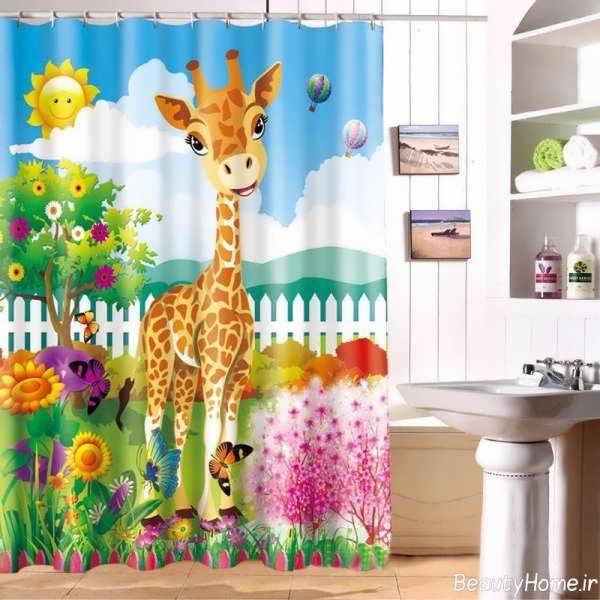 مدل پرده فانتزی برای اتاق خواب کودکان