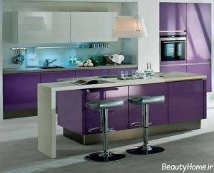 بار آشپزخانه با دیزاین های زیبا و متفاوت