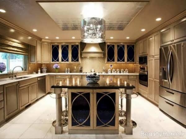 انواع مدل های شیک و جذاب کابینت آشپزخانه