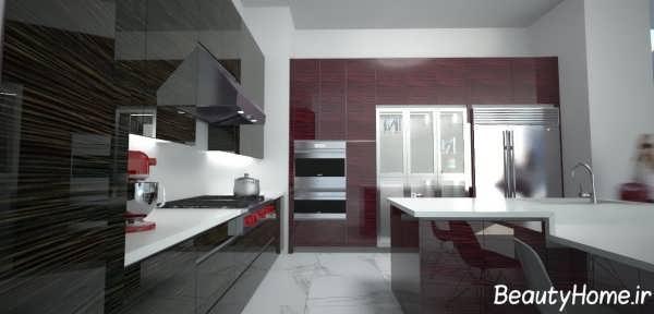 مدل های شیک و جذاب کابینت آشپزخانه